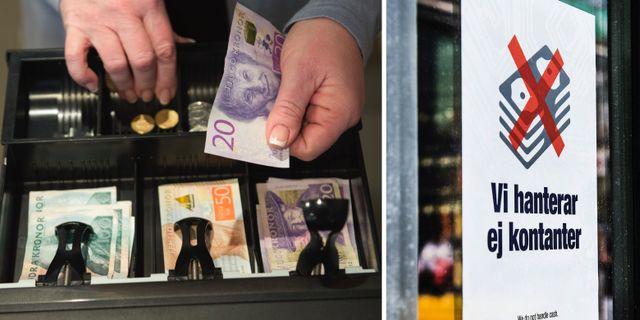 kontaktkrav på banker sverige